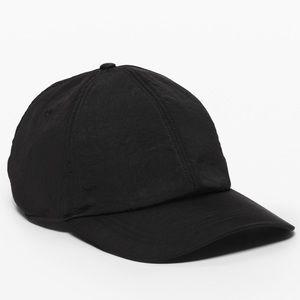 🆕 Lululemon Baller Hat Soft in Black